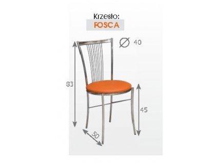 Jídelní židle FOSCA