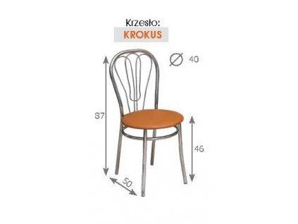 Jídelní židle KROKUS