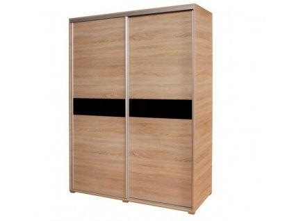 Šatní skříň SONEO 24 Stolmex 90-100-120-130-150-180-200-220/210/60,5