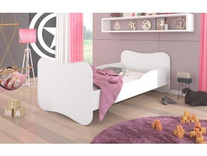 Dětská postel GONZALO s matrací Adrk 88/63/164