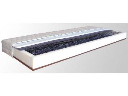 Pružinová-latex matrace 195x80x12 cm Dolmar