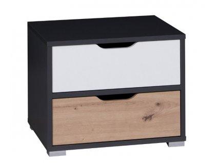 Noční stolek IWA Gib 50/40/40
