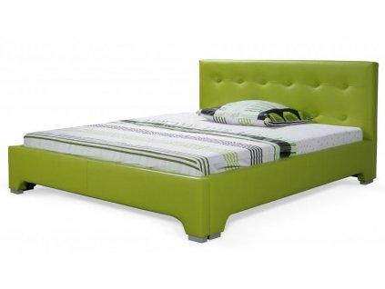 Čalouněná postel 180 NEFRYT Chojmex 198/94/220