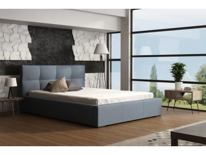 Čalouněná postel 200 GENUA Chojmex 218/94/220
