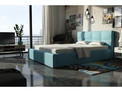 Čalouněná postel 200 GIO Chojmex 218/94/220