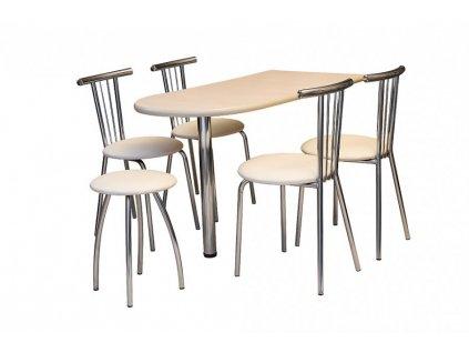 Kuchyňský stůl ISLAND Metpol 120/74/60