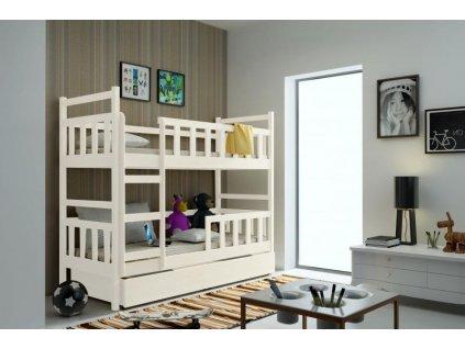 Patrová postel WOX 8 Chojmex 88/160/200