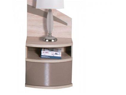 Noční stolek DOME L/P DL2-1 Fadome 50/58/28