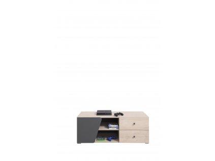 Televizní stolek DELTA D8 Meblar 120/45/50