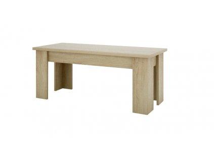 Konferenční stolek san remo světlý
