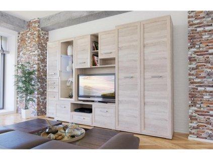 Obývací stěna ALEX BIS Stolmex 202/295/53,5