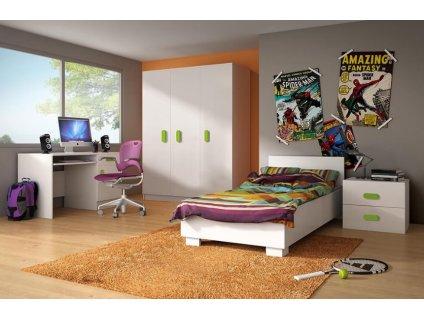 Dětský pokoj SMYK 3 Idzczak