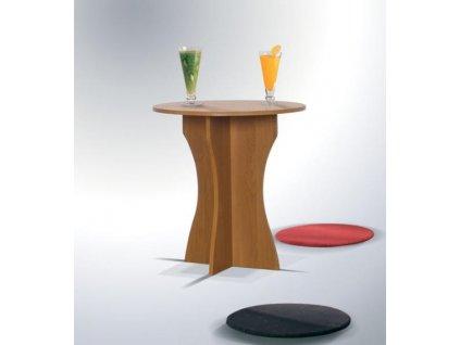 Konferenční stolek kulatý Maridex 64/60