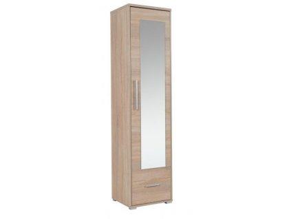 Skříň se zrcadlem Hit H1 Maridex 48/193/40