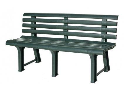 ORCHIDEA lavice - zelená