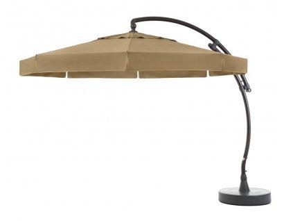 Slunečník EASY SUN ø350cm - béžový