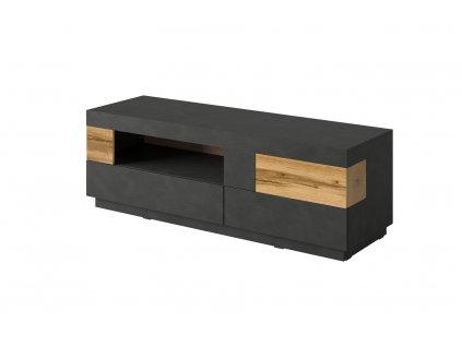 Televizní stolek SILKE 41 Helvetia 160/54/50