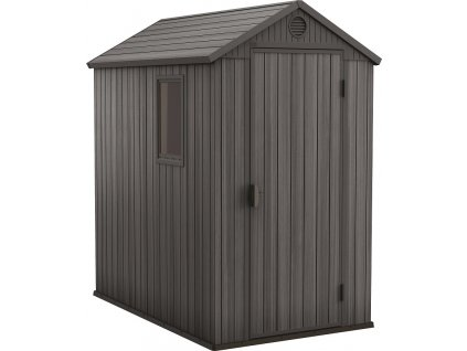 DARWIN domek 4x6 šedý