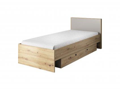 KUKI I łóżko + pojemnik