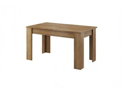 Rozkládací jídelní stůl L140 SKY Piaski 140-180/75/80