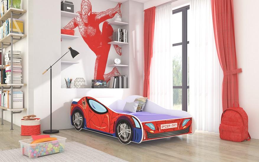 Adrk Dětská postel SPIDER Adrk 74/48/153