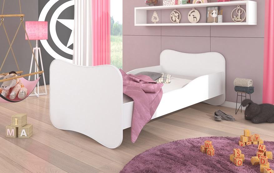 Adrk Dětská postel GONZALO s matrací Adrk 88/63/164