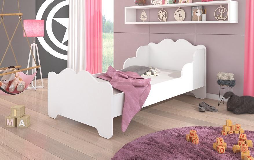 Adrk Dětská postel XIMENA s matrací Adrk 78/58/144