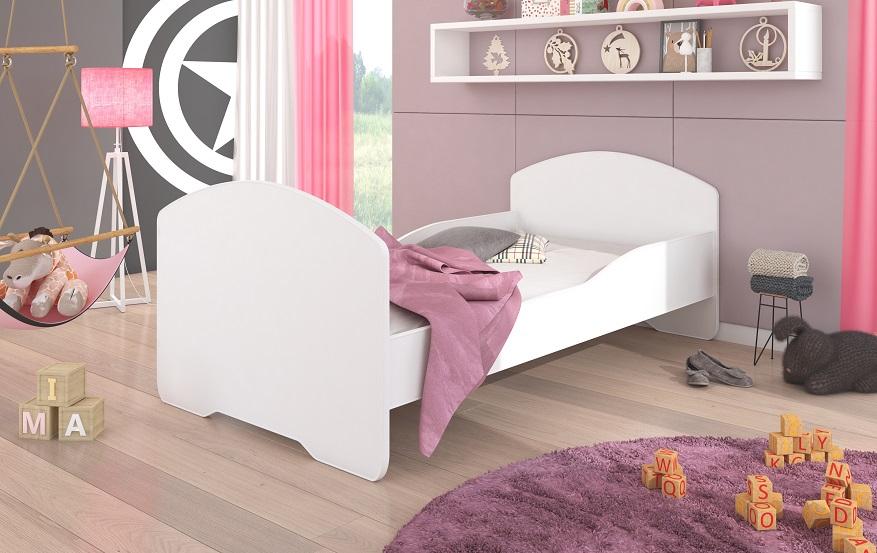Adrk Dětská postel PEPE s matrací Adrk 88/63/164