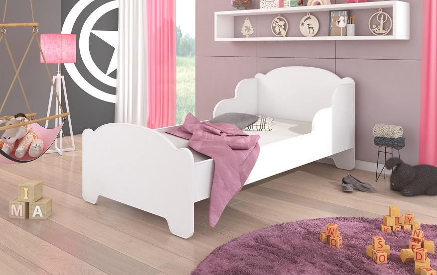 Adrk Dětská postel AMADIS s matrací Adrk 88/63/164