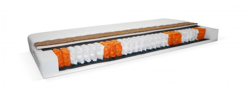 Levně Chojmex Kapsová matrace 160 VALOR Chojmex 160/200