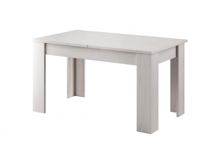 Piaski Rozkládací jídelní stůl RENE L140 Piaski 140-180/75/80