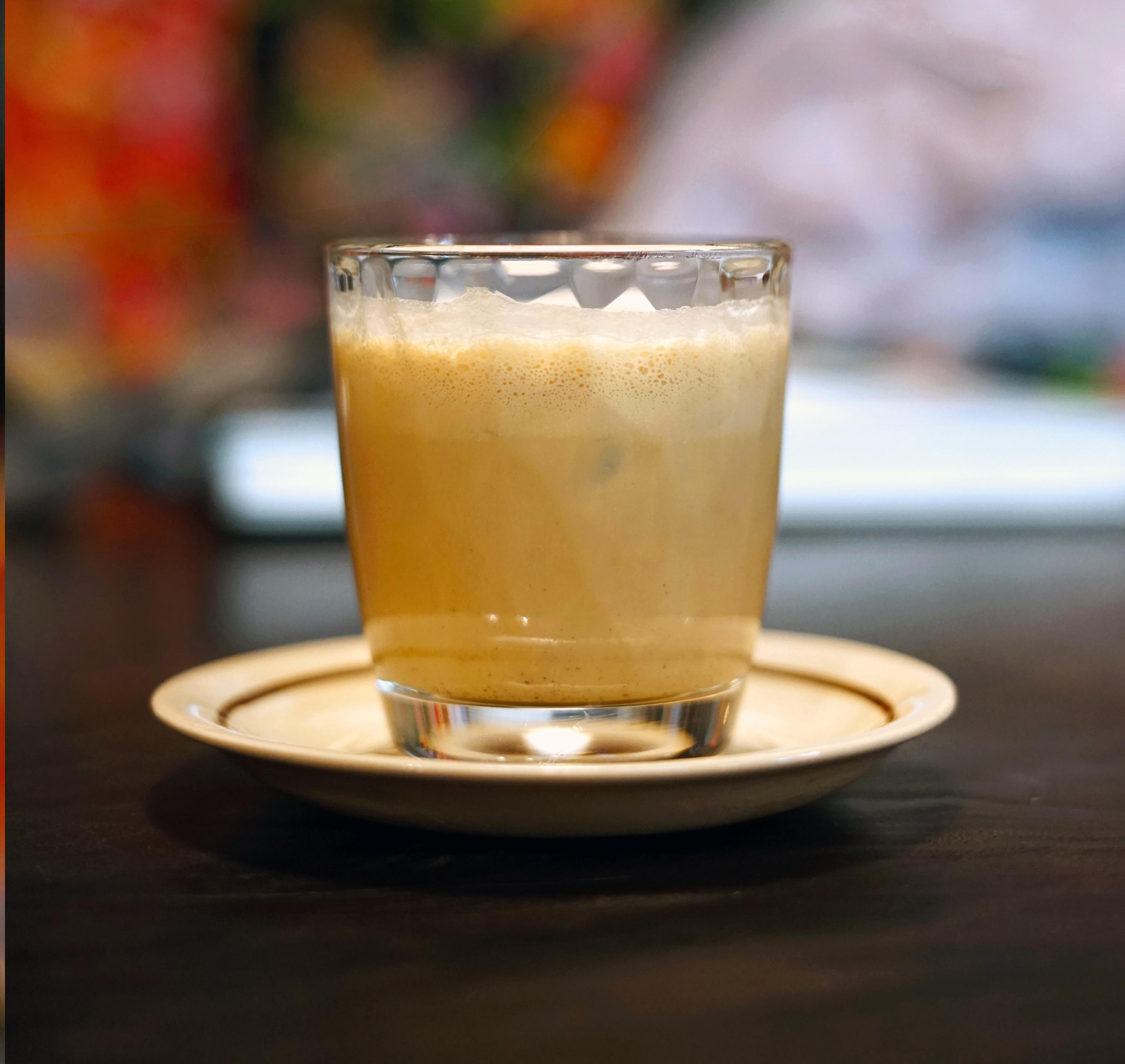 Recept: Vietnamská káva s kokosovým mlékem (Ca Phe Cot Dua)