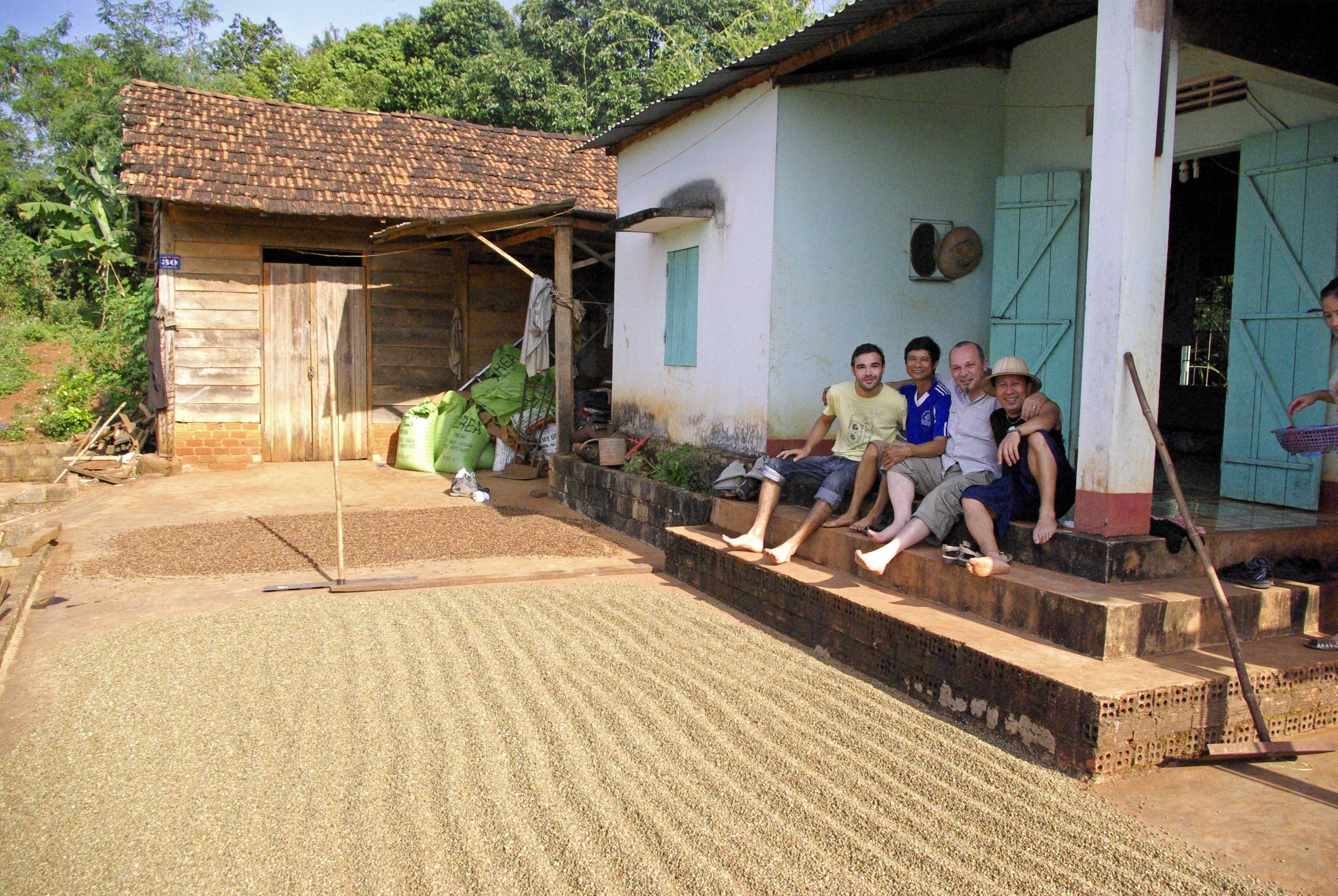 Na výlet po vietnamských plantážích kávy