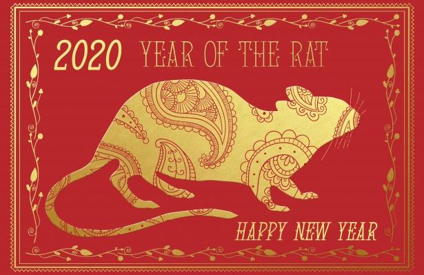 Nový lunární rok a tradice - rok Krysy