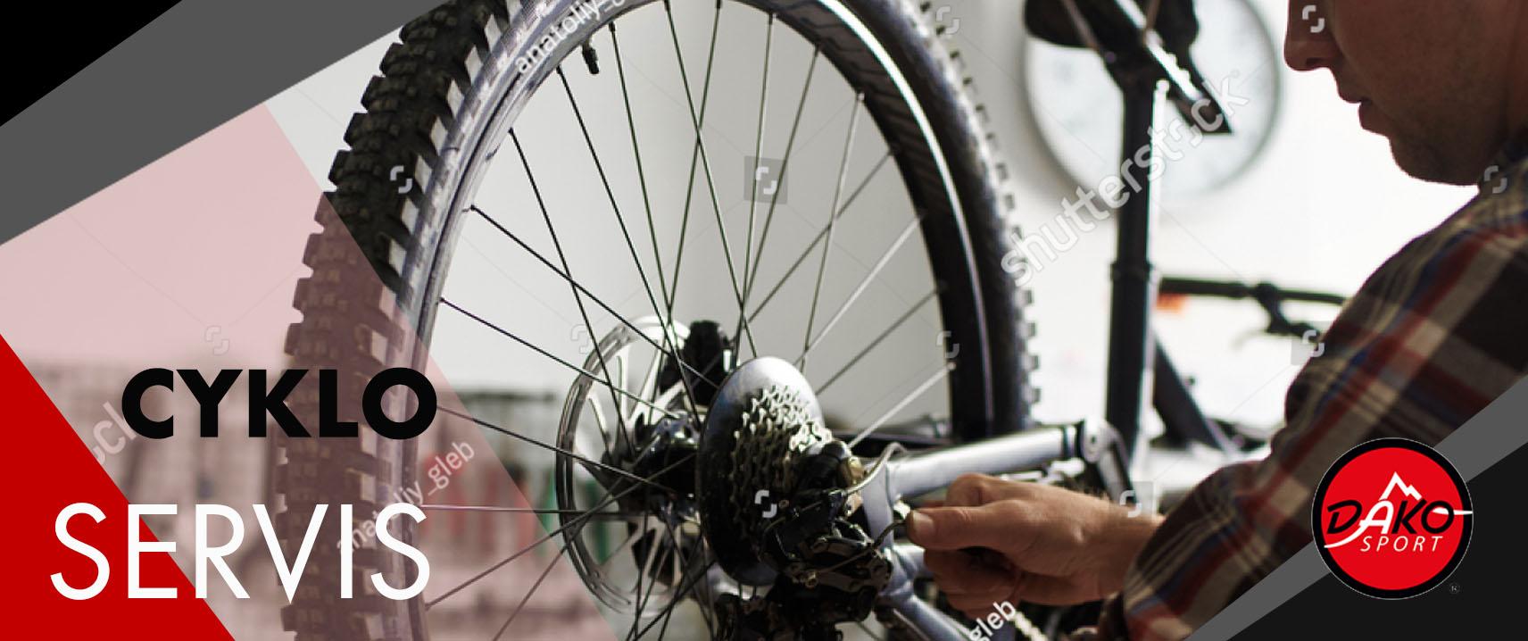 Servis cyklo a ski