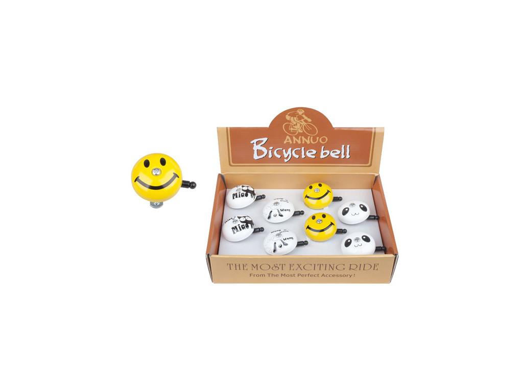 Zvonek PRO-T s motivem (box 8ks)