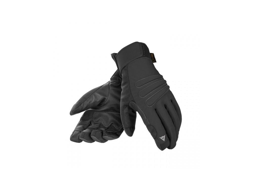 Lyžařské rukavice Dainese Mark 13 D-Dry Glove - black