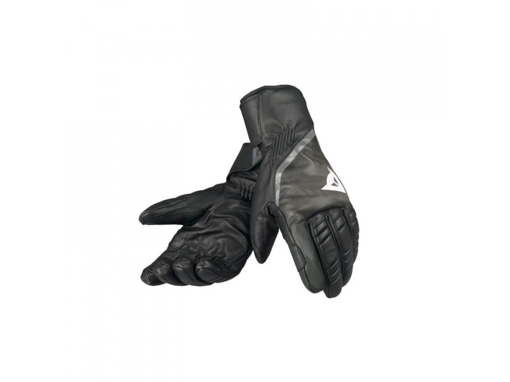 Pánské lyžařské rukavice Dainese Speedcarve 13 Glove - black/silver/anthracite