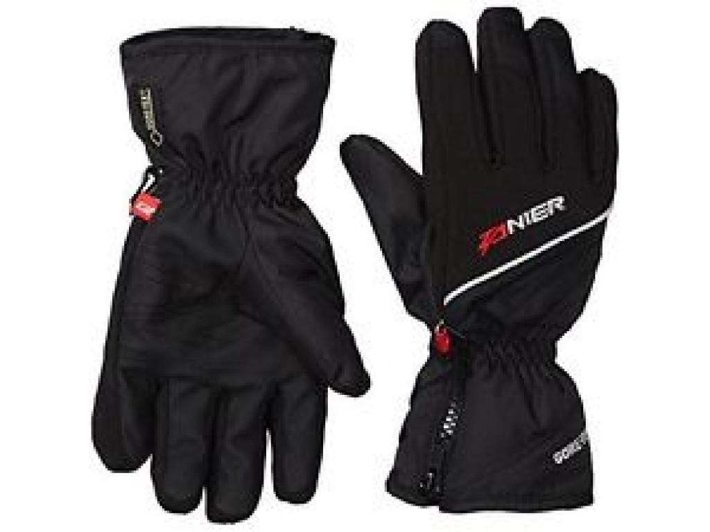Pánské lyžařské rukavice Zanier RAURIS.GTX JU schwarz - Dako Sport 5616ffb7eb