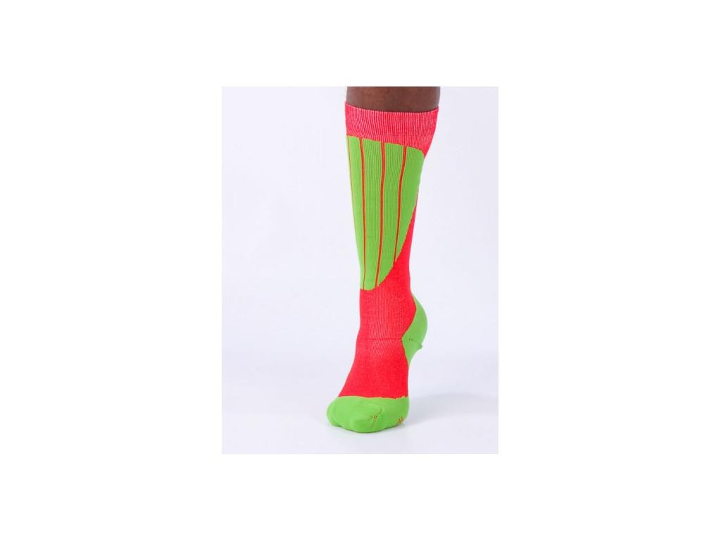 lyziarske podkolienky blizzard bd poison socks