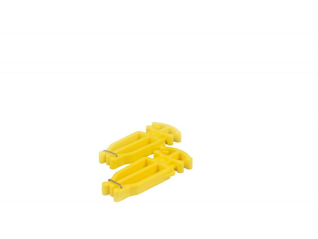 Nosič běžek a holí - DZ02-Yellow