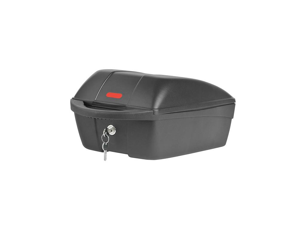 Plastový box na nosič POLISPORT s QRS systémem