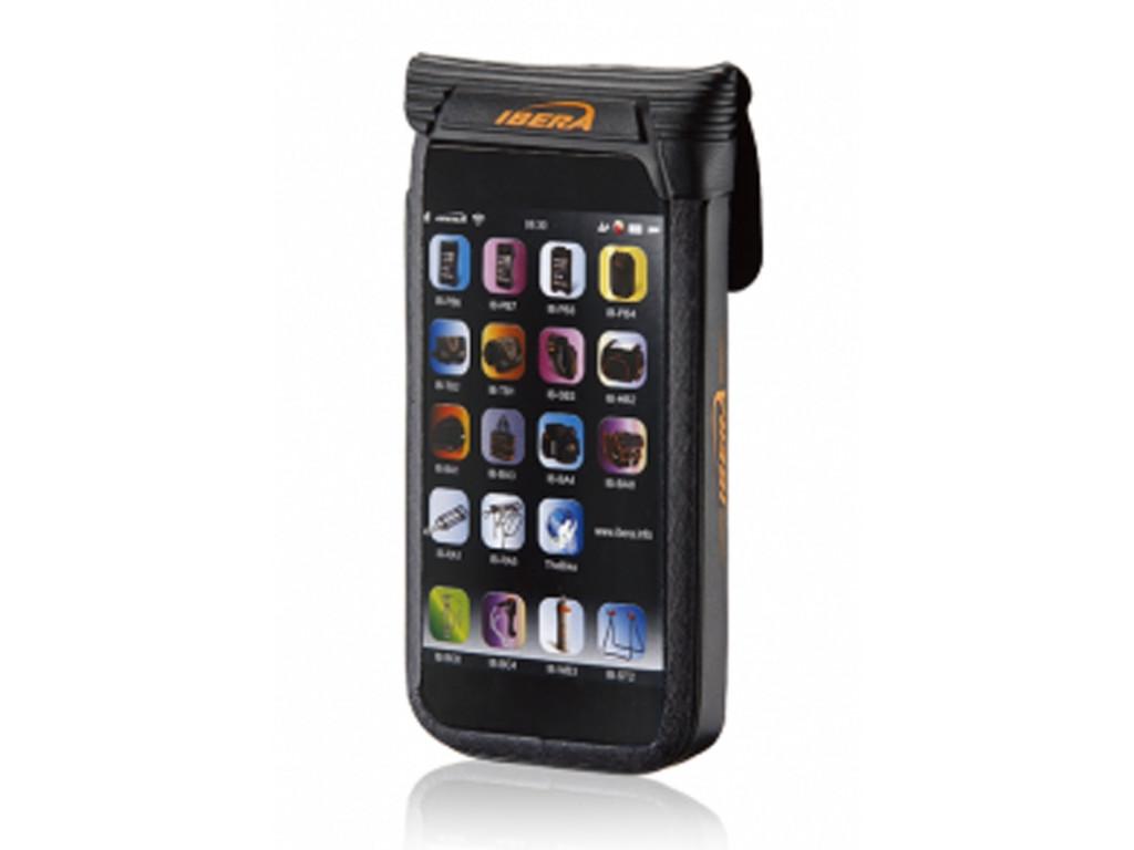 """Pouzdro pro Smartphone 3.5 - 4"""" Waterproof na představec IBERA IB-PB11"""