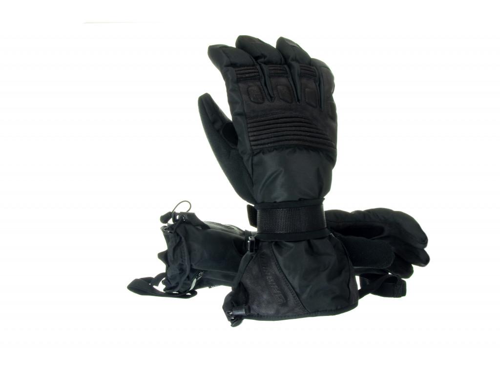 Snowboardové rukavice Damani R02 (unisex, černé)