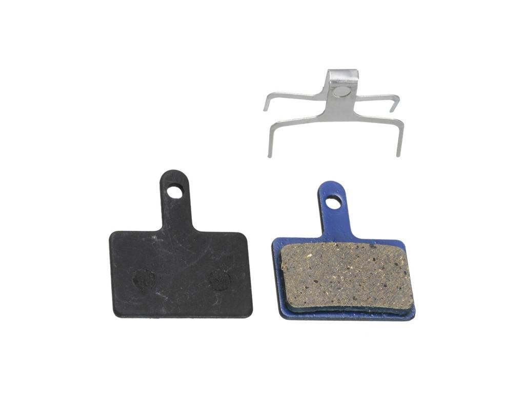 Brzdové destičky PRO-T Organic na Shimano Mechanical/Hydraulic