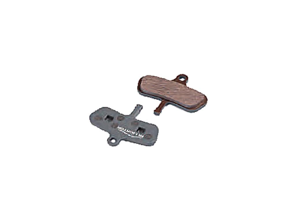 Brzdové destičky PRO-T Plus AGR Semi-Metallic na Avid Code