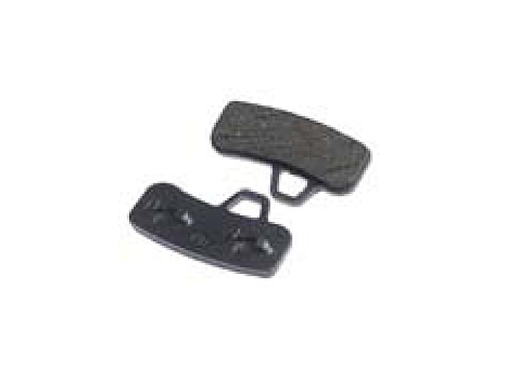 Brzdové destičky PRO-T Plus AGR Semi-Metallic na Hayes Stroker Ace