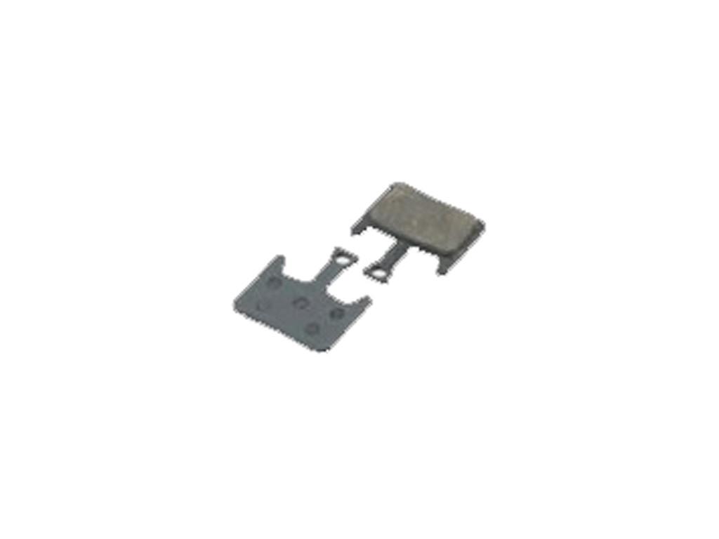 Brzdové destičky PRO-T Plus AGR Semi-Metallic na Hayes Prime