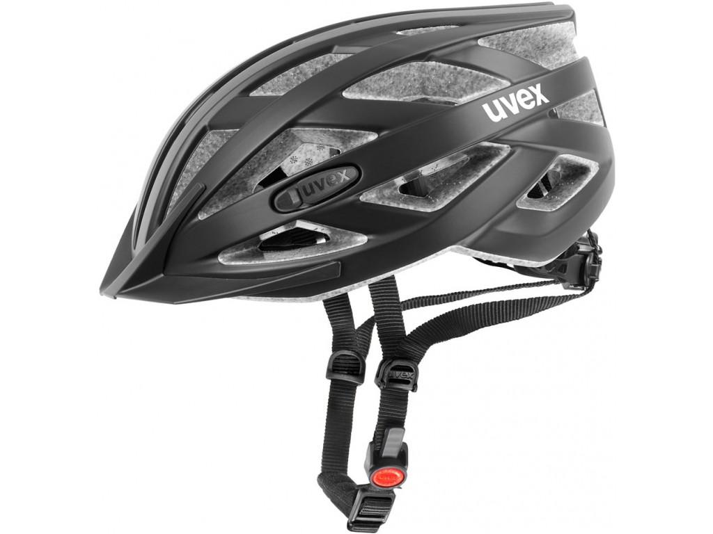 Přilba Uvex I-VO CC BLACK MAT, černá