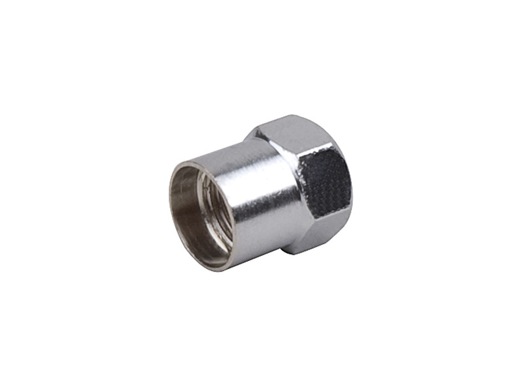 Čepička ventilku AV kovová (10ks)